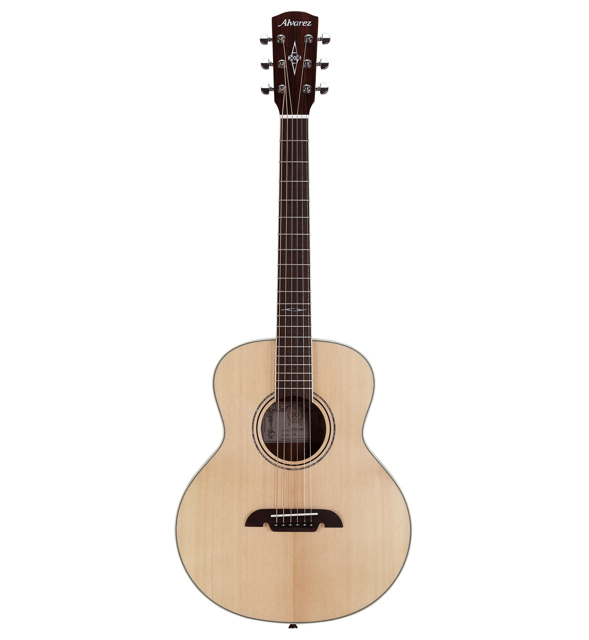 Alvarez Artist LJ2E Little Jumbo Travel Guitar