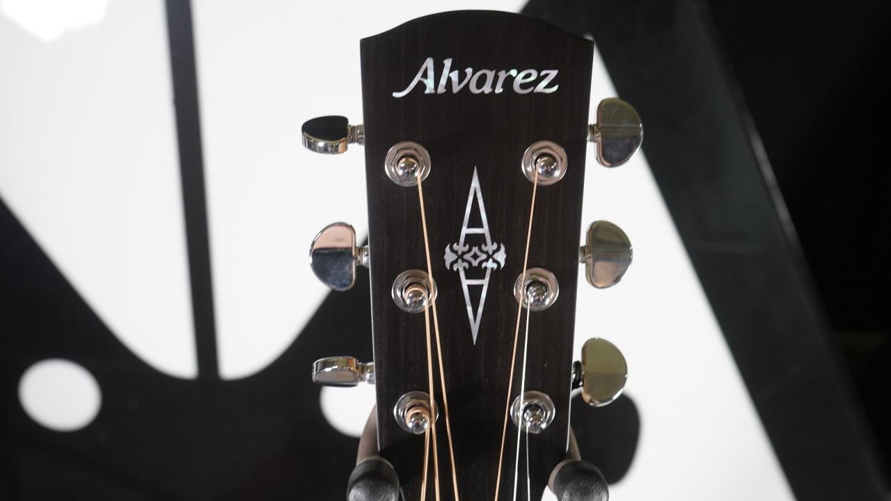 Alvarez Artist AF30CE Series OM/Folk (Brand New)