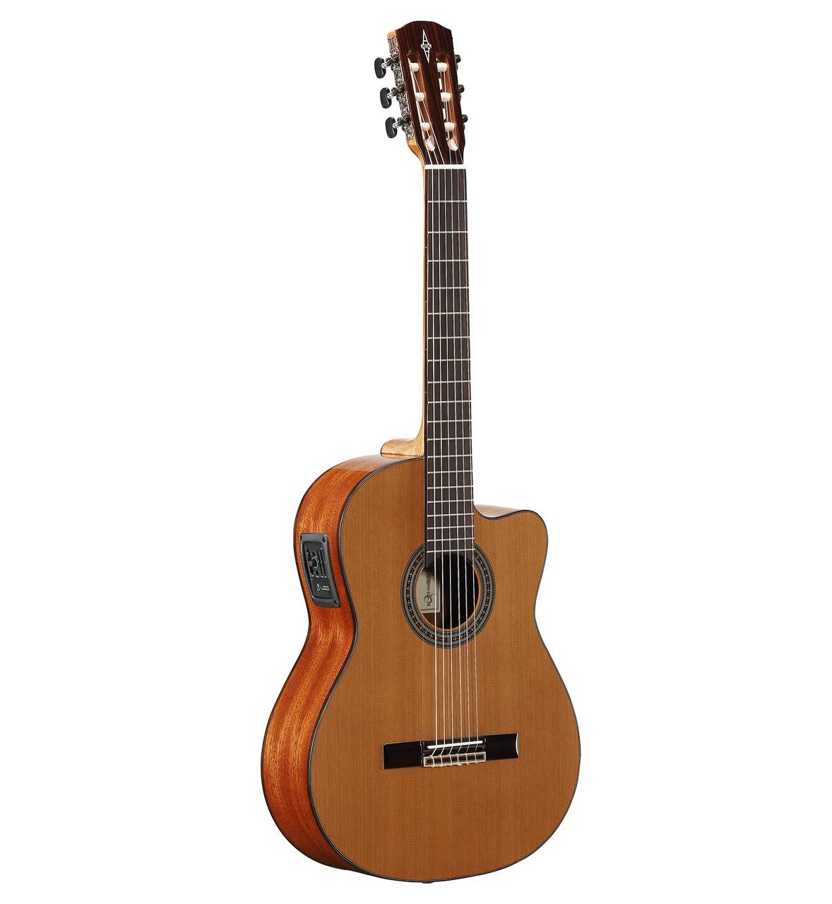Alvarez Artist Classical Acoustic Electric w/Cutaway EQ & Tuner