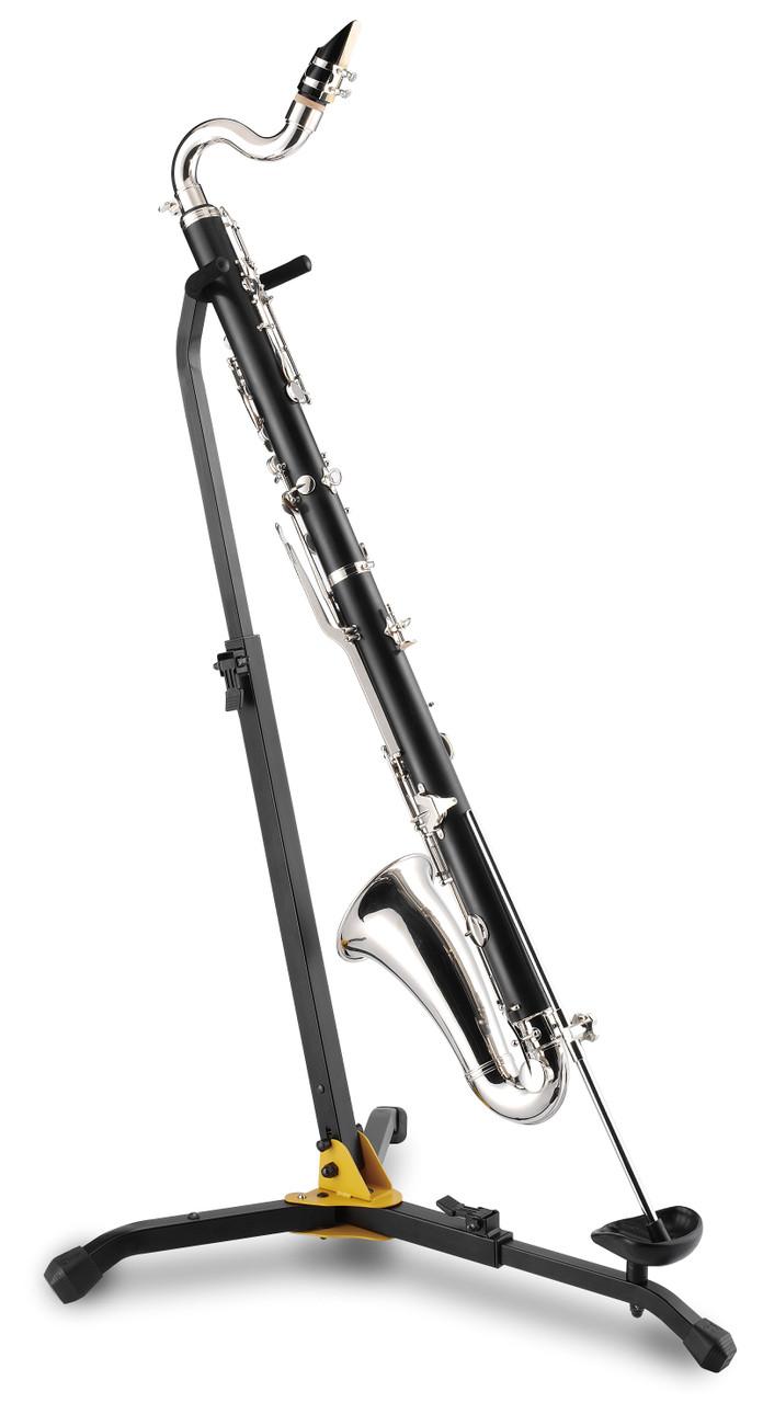 Hercules Bassoon/Bass Clarinet Stand