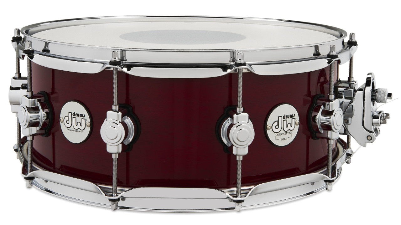 <p>DESIGN SNARE 5.5x14 CHERRY STAIN (ADDLG5514SSCS)</p>