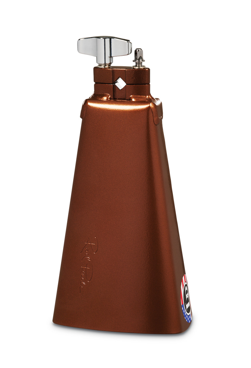 <p>RAUL P COWBELL 7IN VISE MOUNT BZ (ALP574-RP)</p>