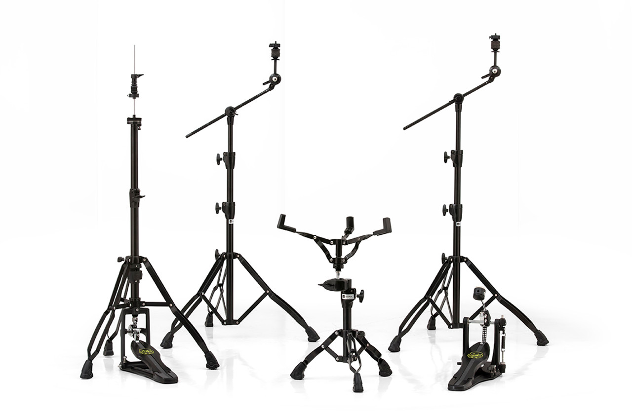 Mapex Armory 800 Hardware Pack Black Plated (HP8005EB)