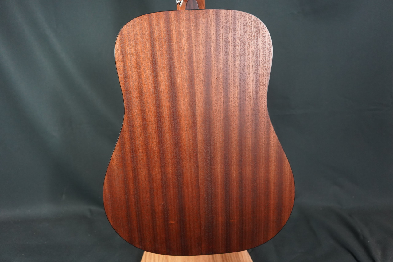 WALDEN D552E Natura Solid Spruce Top 12-String Dreadnought Acoustic-Electric - Open Pore Satin Natural