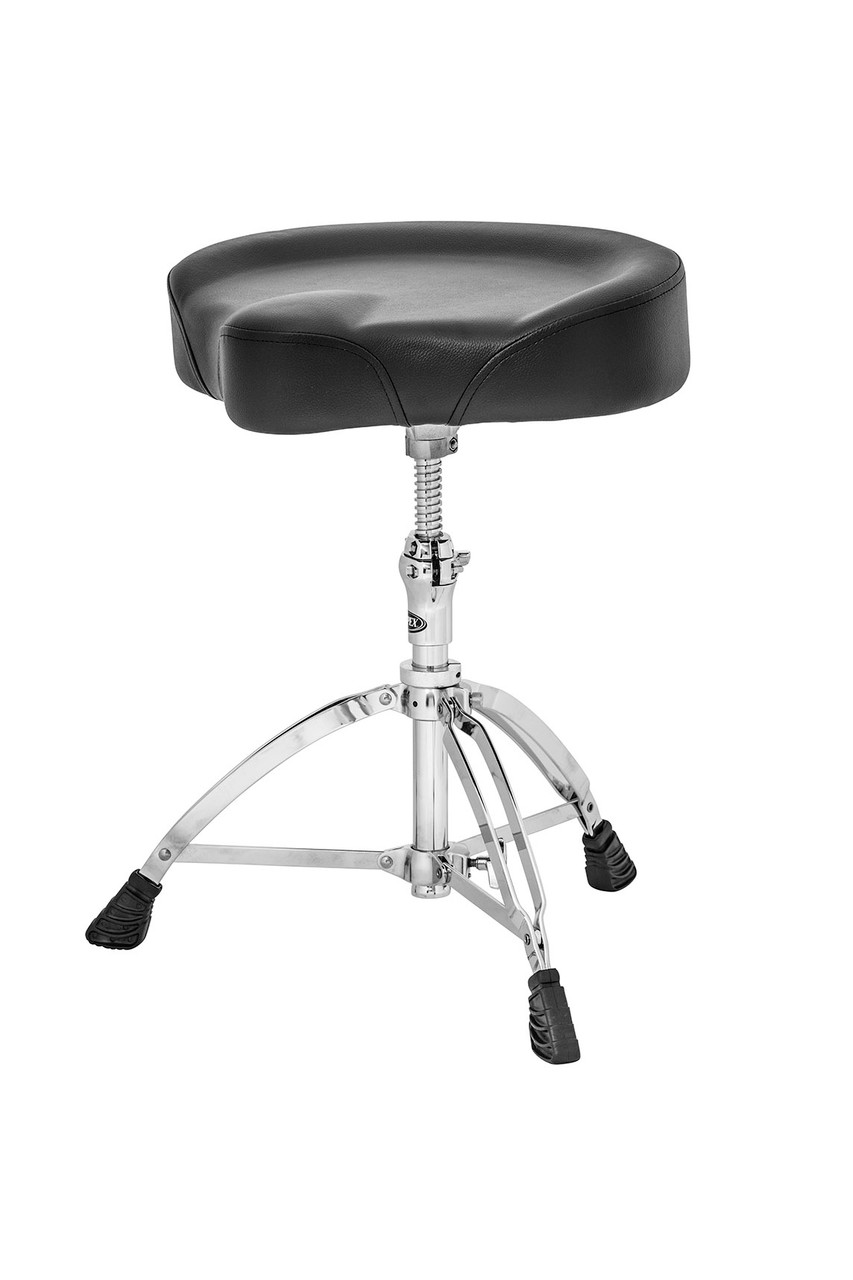 Mapex Saddle Top Drum Throne Heavy Duty (T755A)