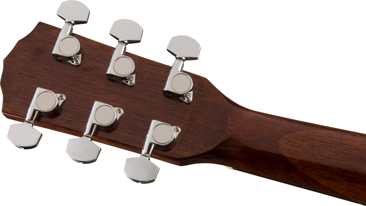 Fender CD-60S Left Hand, Walnut Fingerboard, Natural