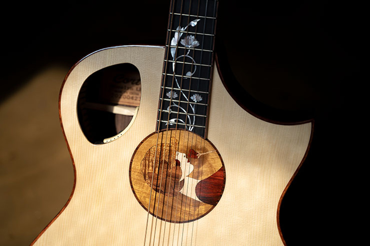 Cort Roselyn Limited Edition Acoustic Guitar