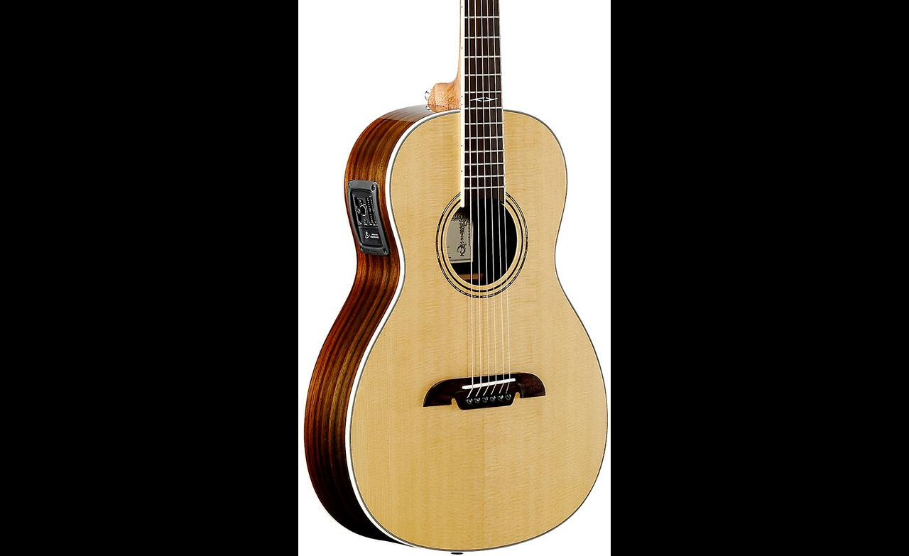 Alvarez AP70WE Parlor Acoustic Electric Guitar
