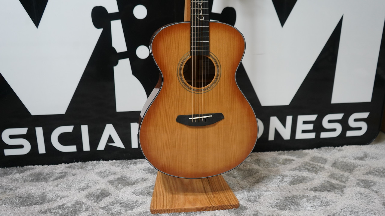 Breedlove Jeff Bridges Signature Concert Copper E