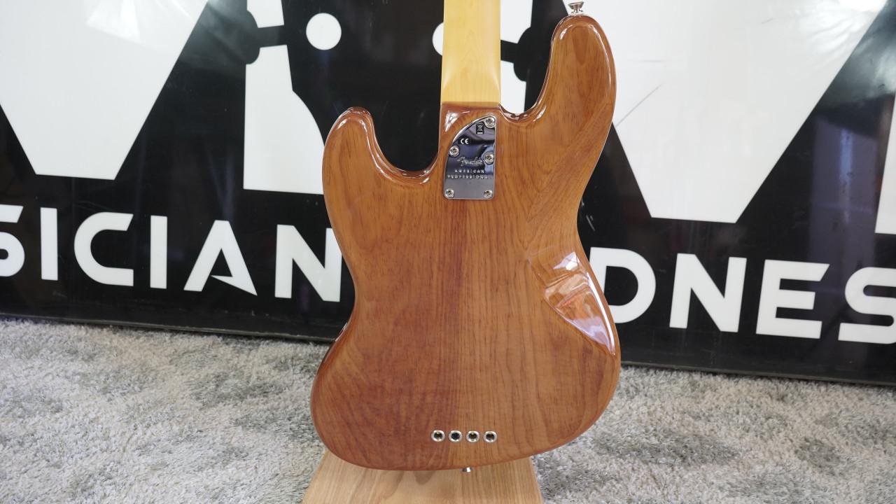 Fender American Professional II Jazz Bass Roasted Pine