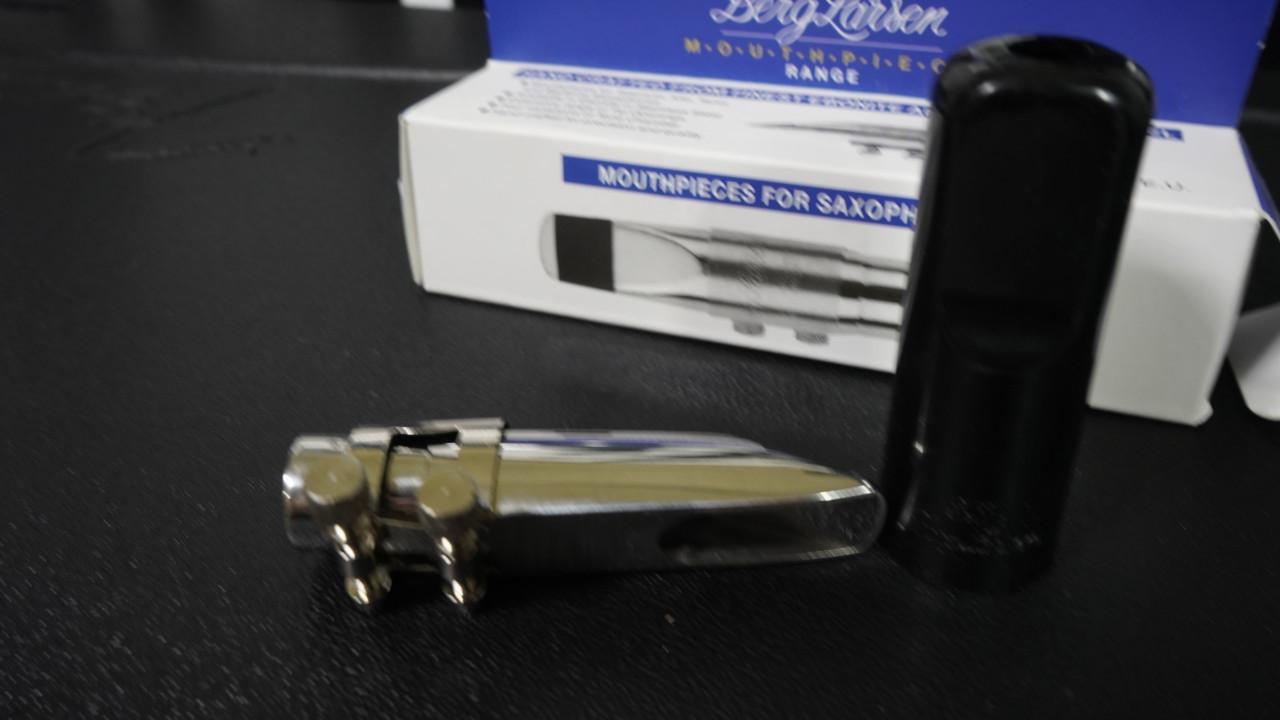 Berg Larsen Alto Sax  Metal Mouthpiece 85/2 SMS