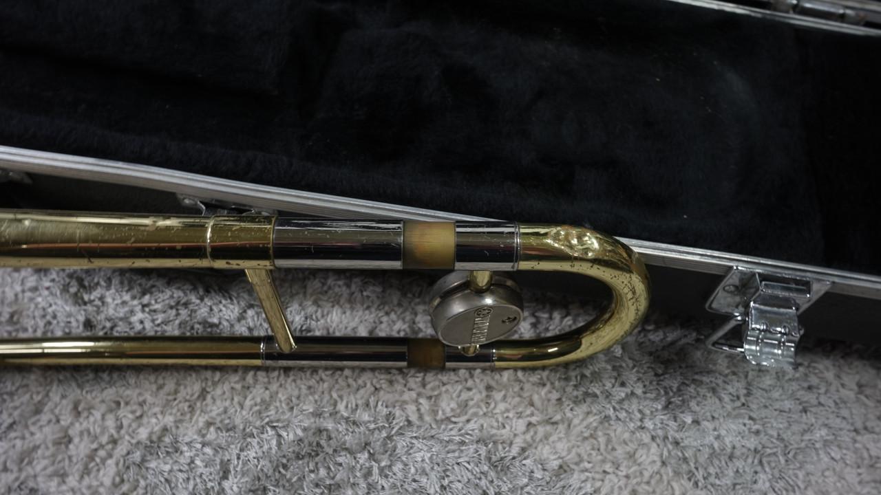 Yamaha YSL 354 Trombone Used