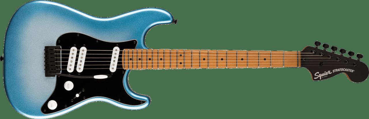 Squier Contemporary Stratocaster Special Roasted Sky Burst Metallic