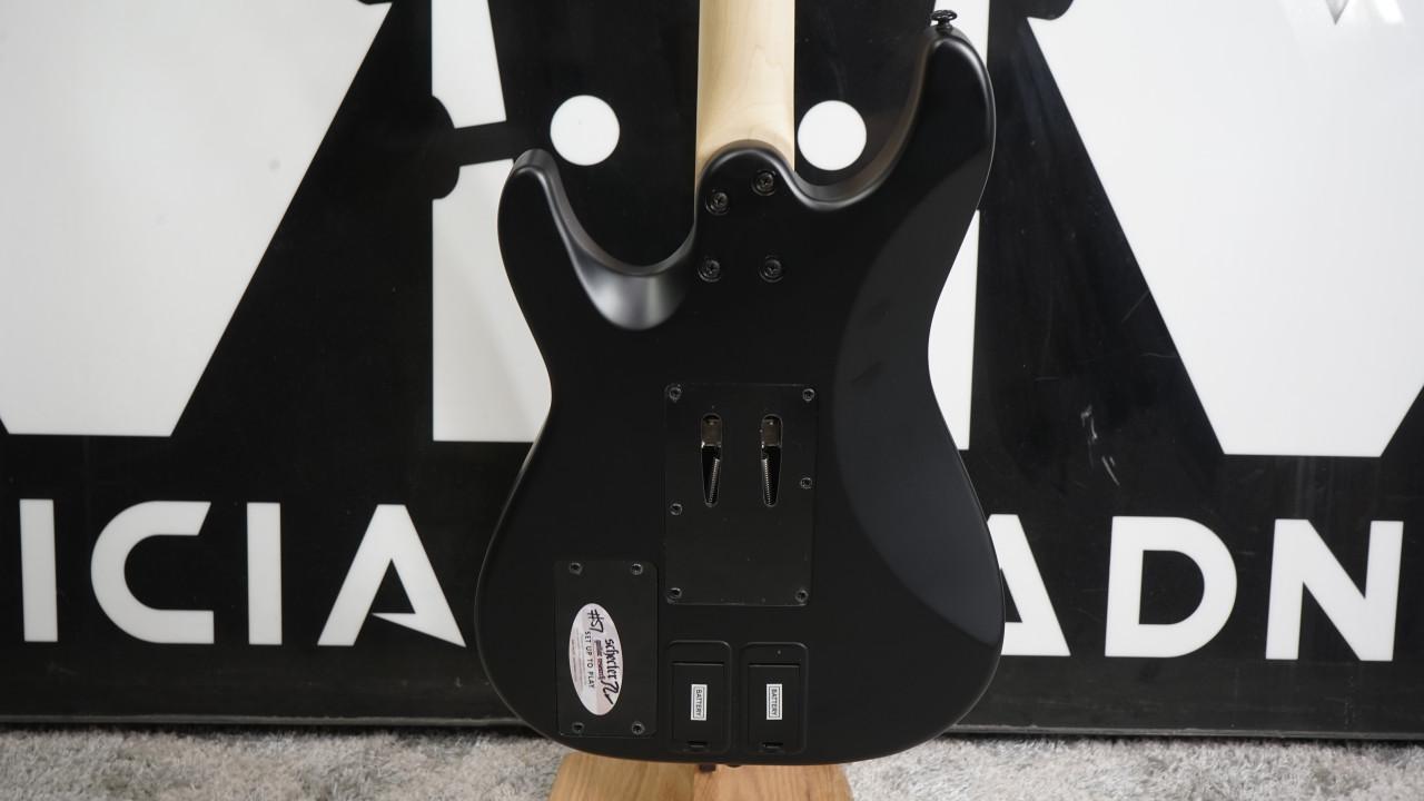 Schecter Sun Valley Super Shredder FR-S Electric Guitar - Satin Black B Stock