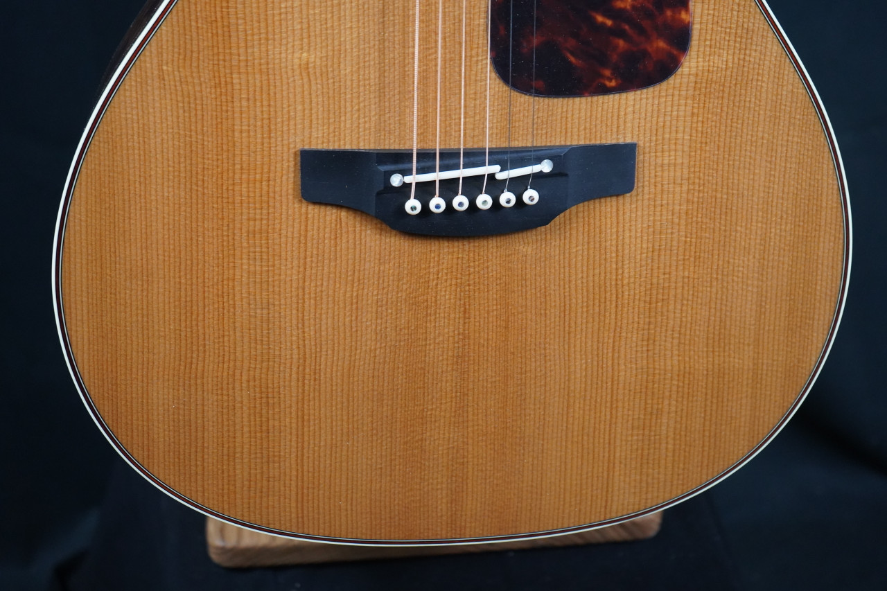 Takamine OM CP7MOTT Orchestral Thermal Top Acoustic Guitar