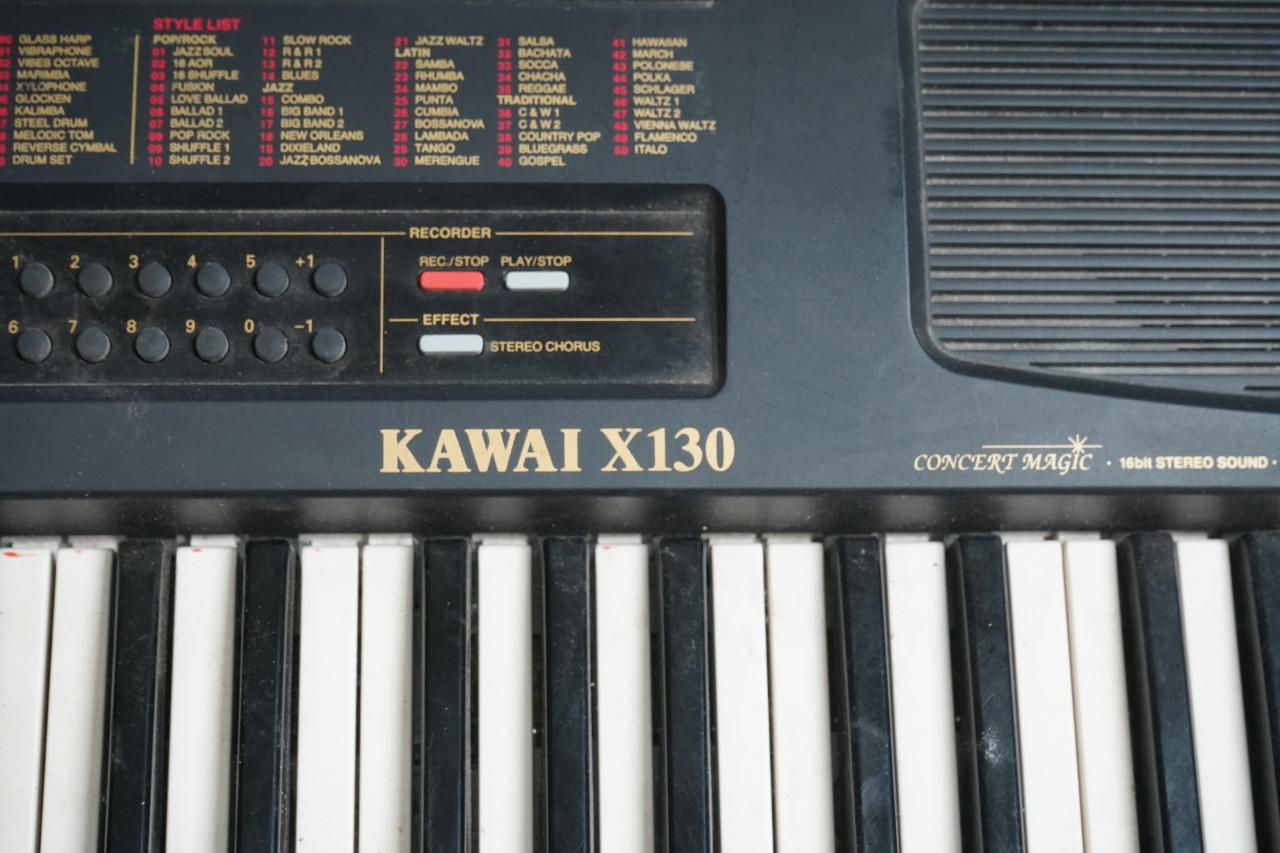 Kawai x130 Keyboard USED