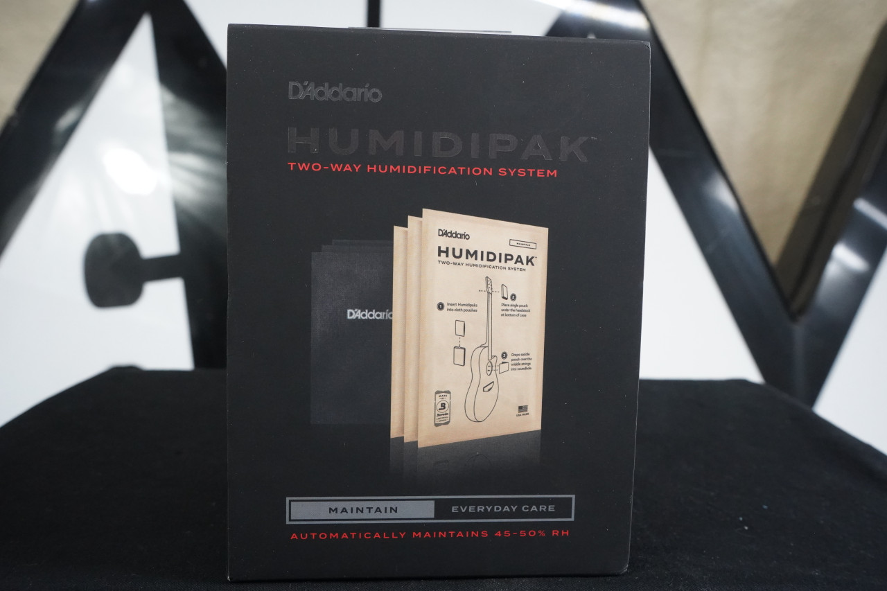 HUMIDIPAK MAINTAIN Automatic Humidity Control System