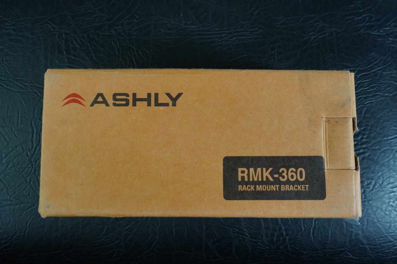 ASHLY RMK-360 Rack-Mount Kit for TM-360 Mixer/Amplifier