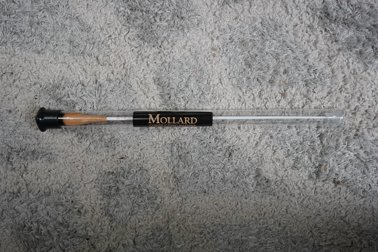 "Mollard S140w Conducting Baton 14"" Oak Conductor Baton"