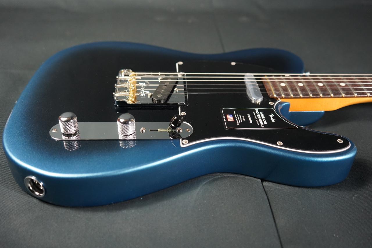 Fender American Professional II Telecaster Dark Night