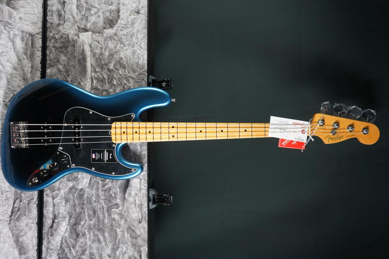 Fender American Professional II Jazz Bass Dark Night