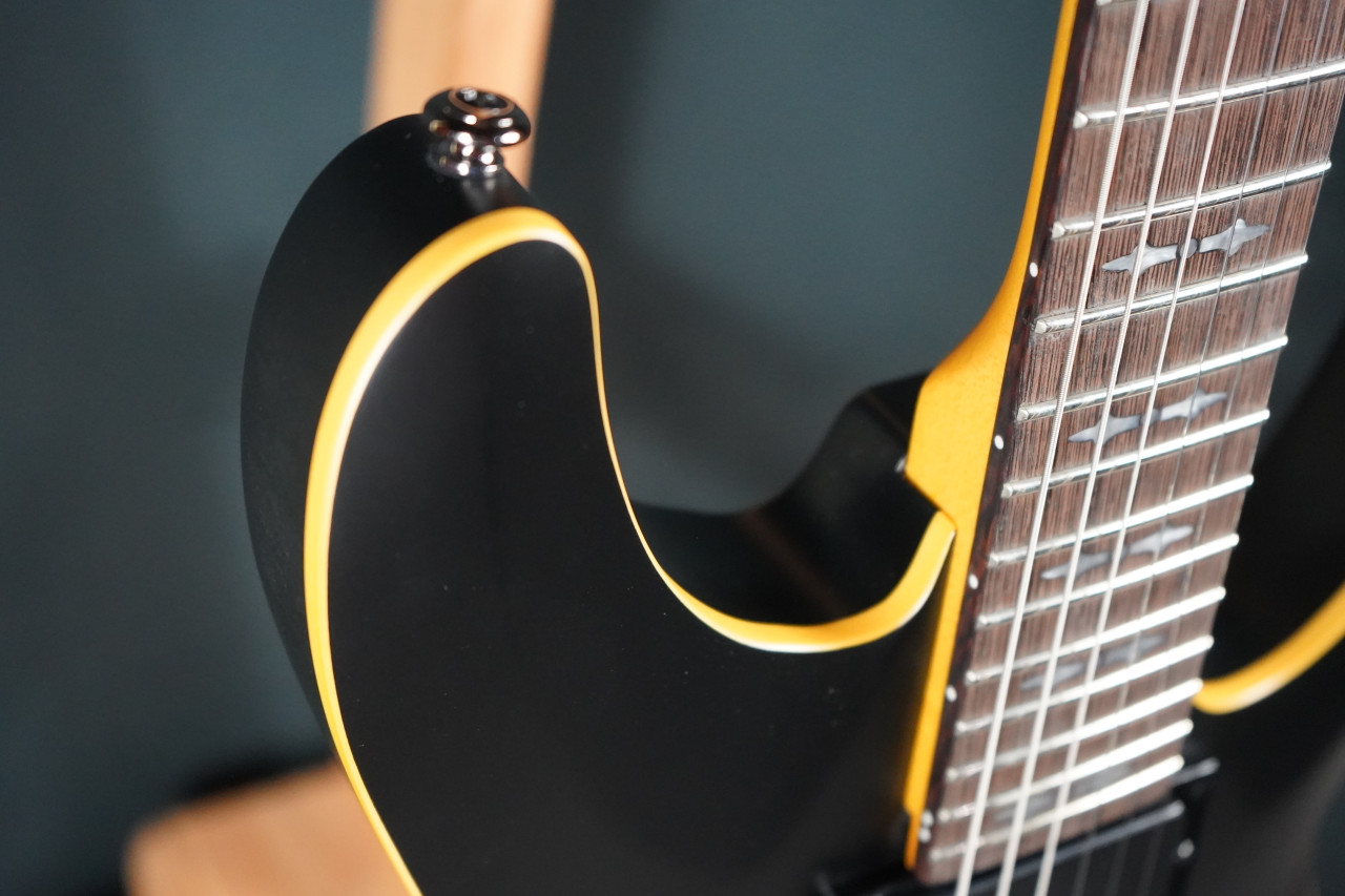 Schecter Demon 6 Electric Guitar Aged Black Satin (B-Stock)
