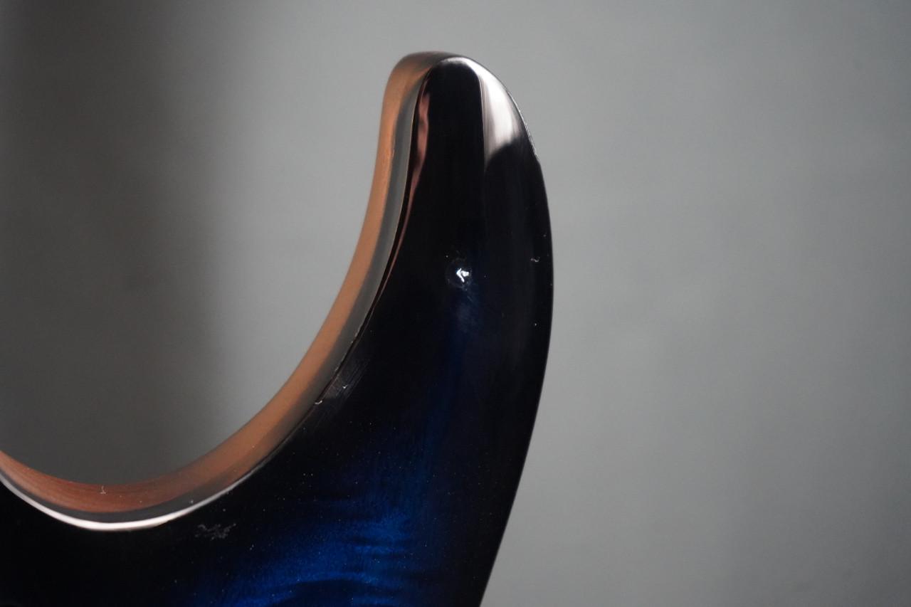 Schecter Omen Elite 6 See Thru Blue Burst (B-Stock)