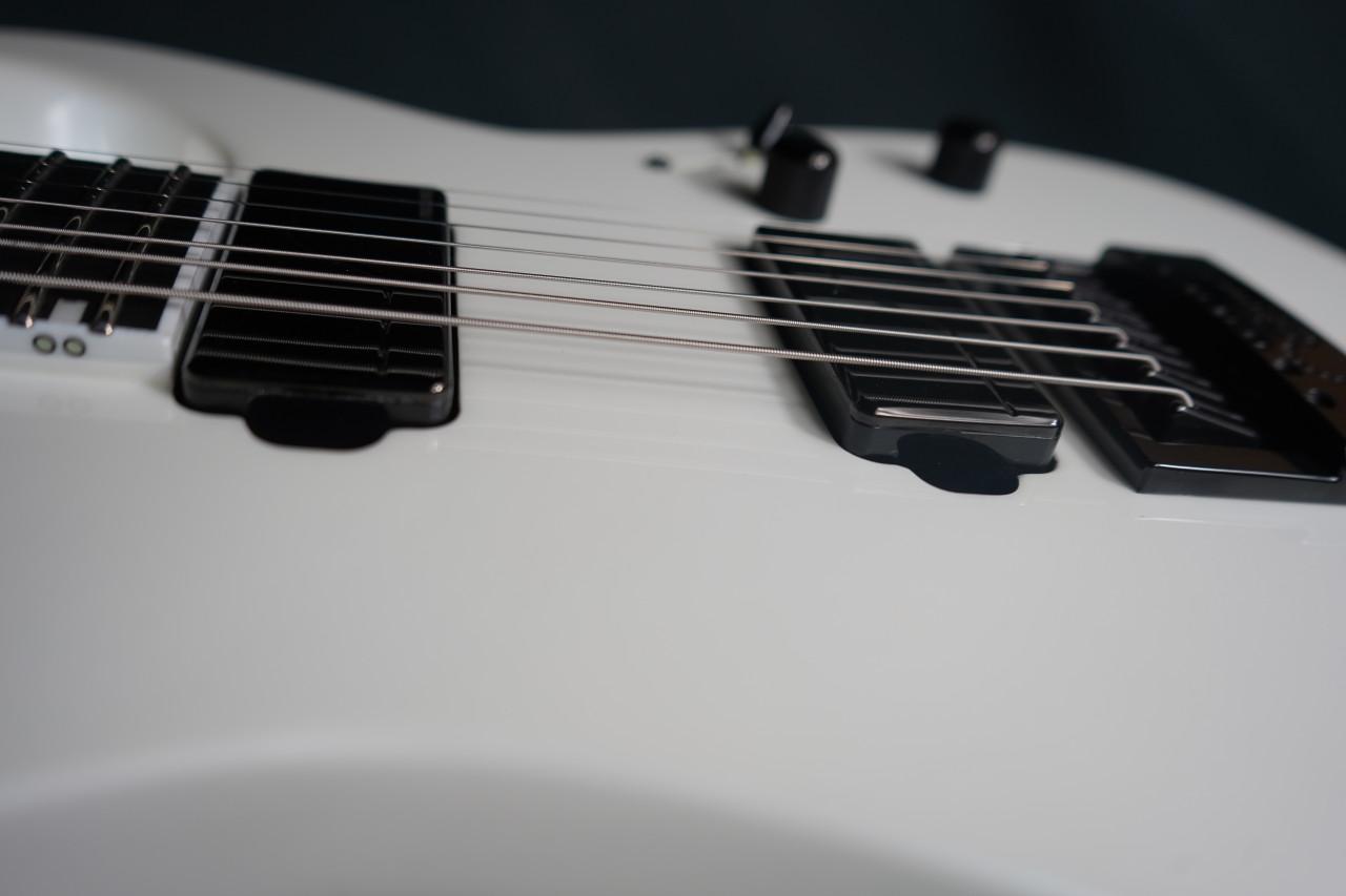 ESP E-II M-II 7 String Pearl White w/Evertune
