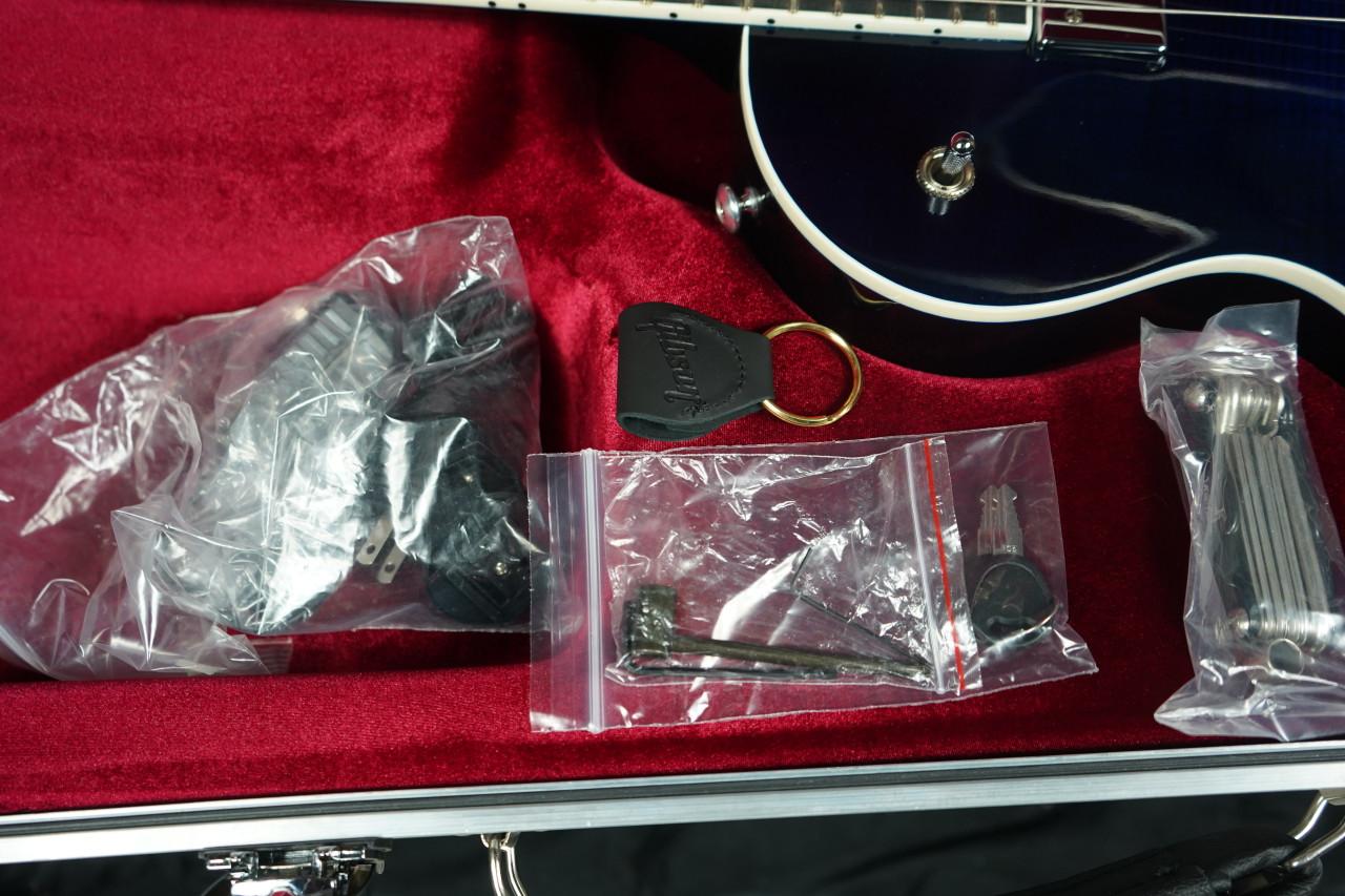 GIbson USA Les Paul Standard HP Cobalt Fade (Used)