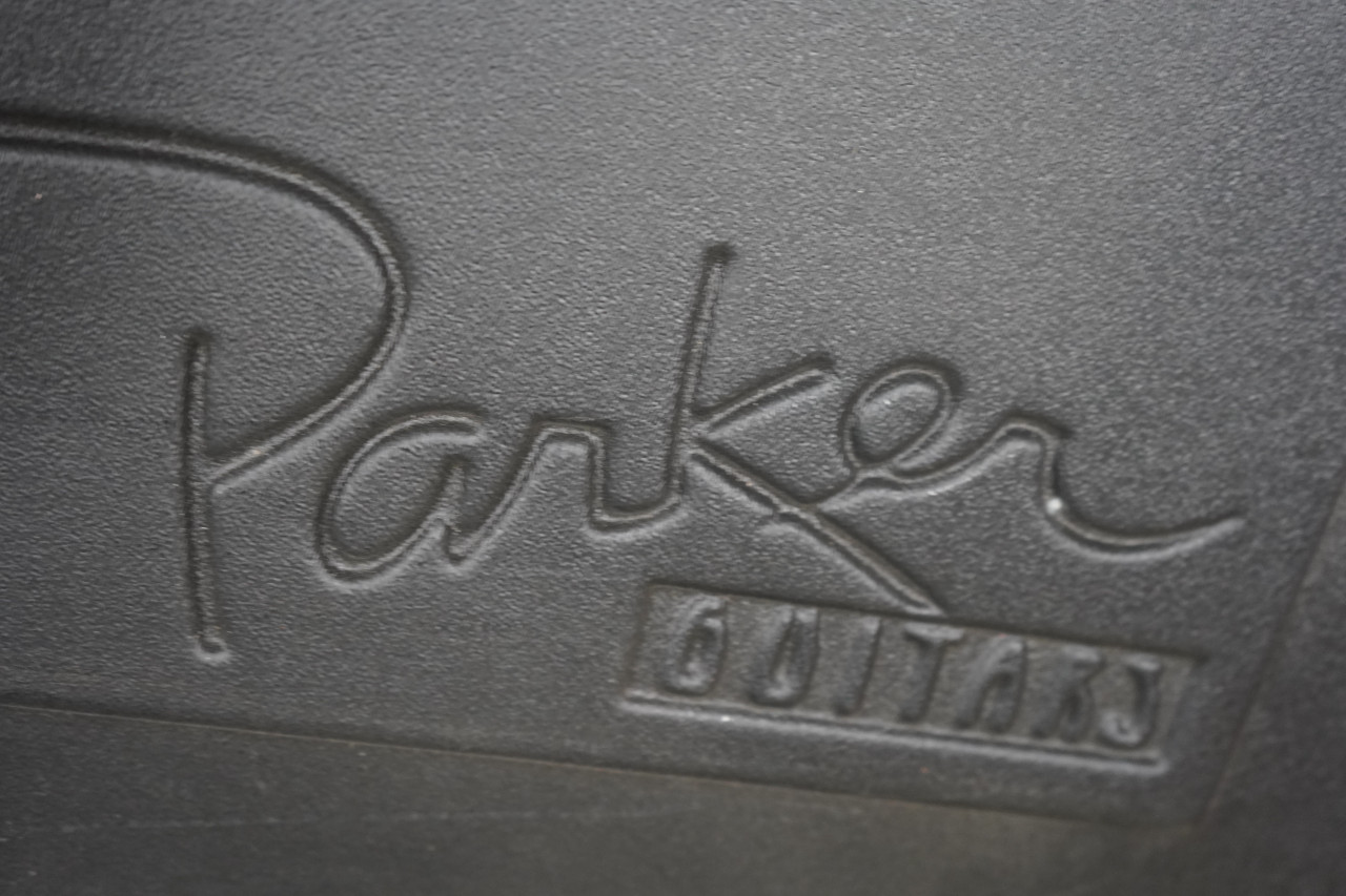 Parker Fly Deluxe Black Pearl 1997