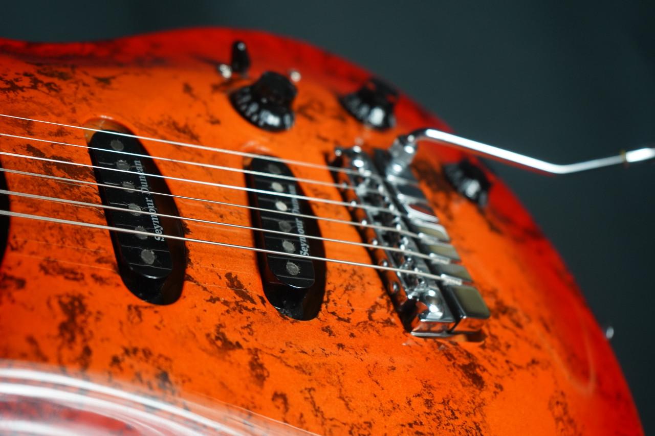 Eklein/Flaxwood Classic Series Rautia Electric Guitar