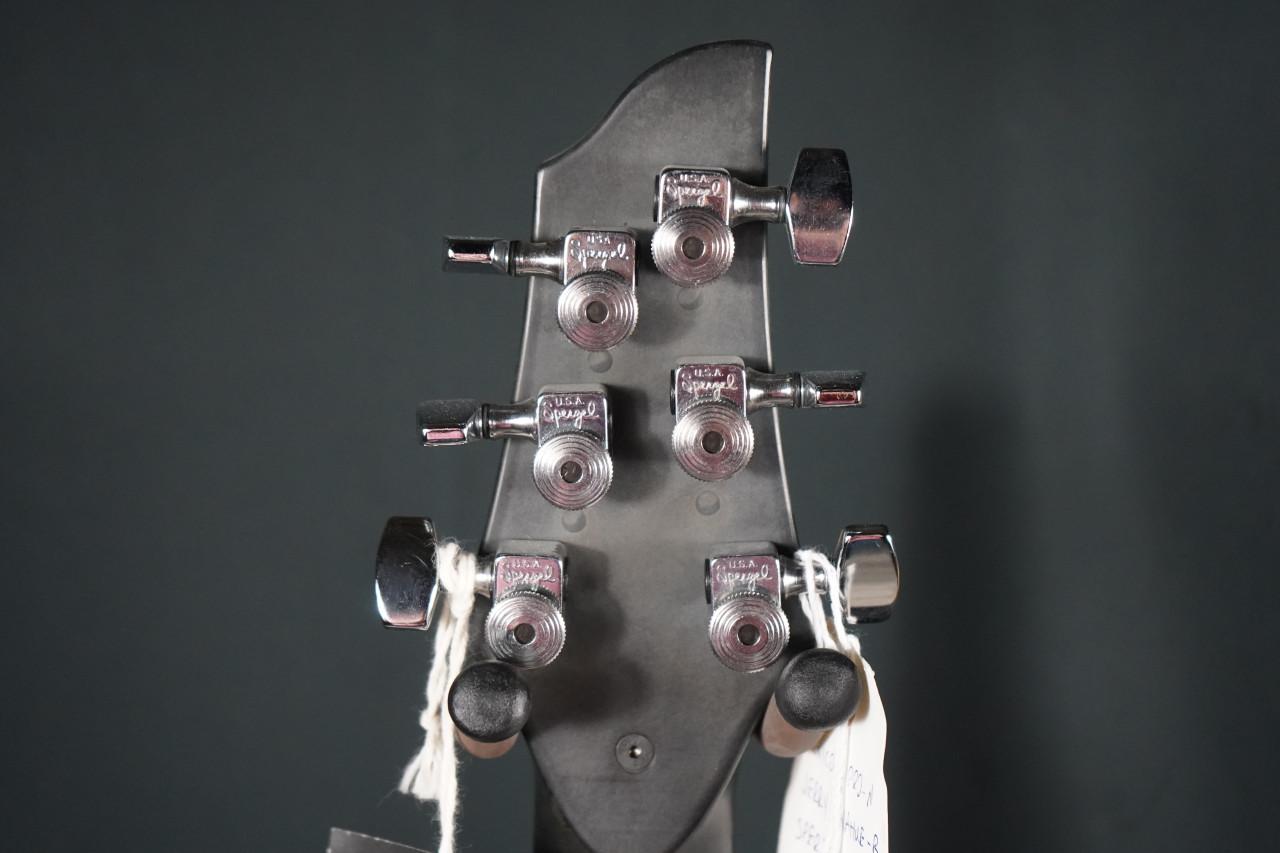 Eklein/Flaxwood Tuxedo Black Telecaster (Used)
