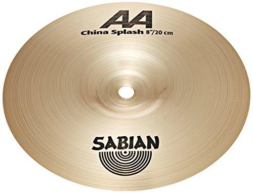 """Sabian  8"""" CHINA SPLASH AA"""