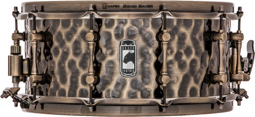 Mapex Black Panther Series 14 x 6.5 Inches Sledgehammer Snare Drum