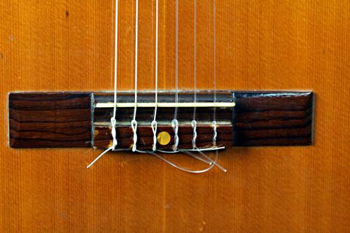 Alvarez 5112 Nylon 3/4 Guitar Made In Japan w/Gig Bag