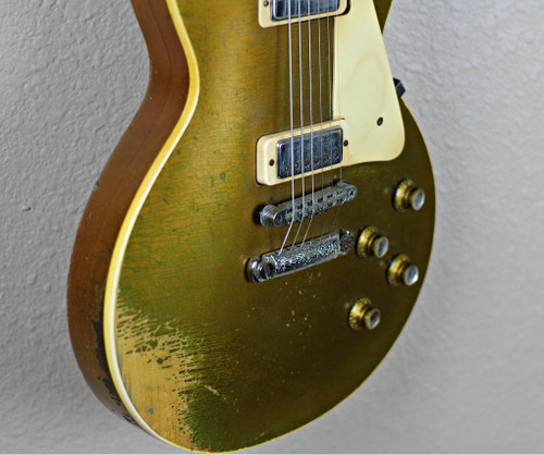 Les Paul Deluxe Gold Top Original 1970 (Not Reissue)