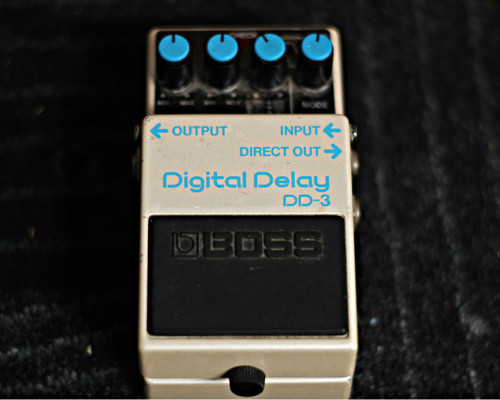 Boss DD-3 Digital Delay MIJ (Used)