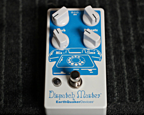 Earthquaker Dispatch Master Effects Pedal (Open Box)