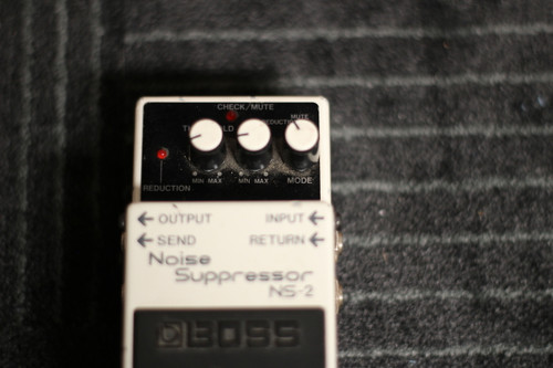 Boss NS-2 Noise Supressor (Used)