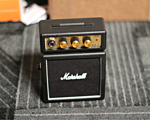 Marshall MS-2 Mini Amp (Used)