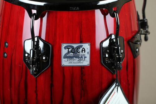 Toca 20th Anniversary Conga 11-3/4 Open Box New