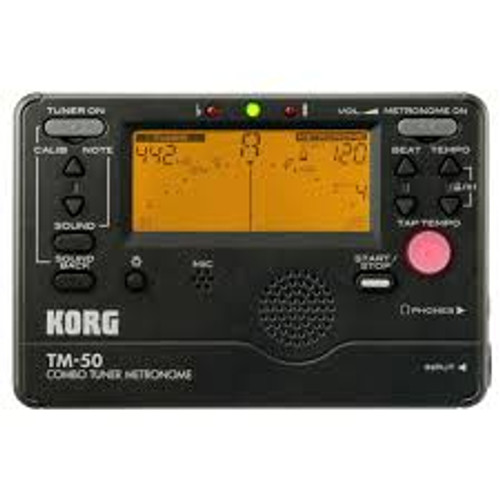 Korg TM-50 Tuner and Metronome