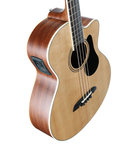Alvarez Artist AB60CE Bass Acoustic Electric