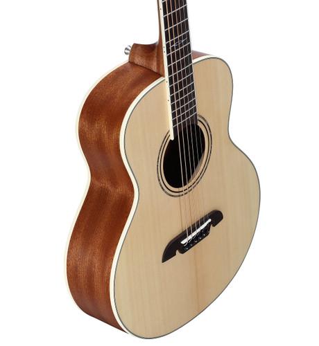 Alvarez Artist LJ2E Little Jumbo Travel Guitar