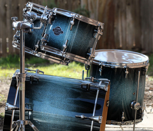 Sonor Select Force Studio Kit Blue Galaxy Sparkle