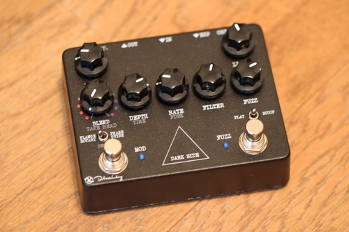 Keeley Dark Side Guitar Pedal Open Box Demo Pedal (Free 2-Day Shipping)