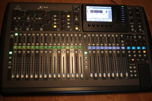Berhinger X32 Mixing Console (Used)