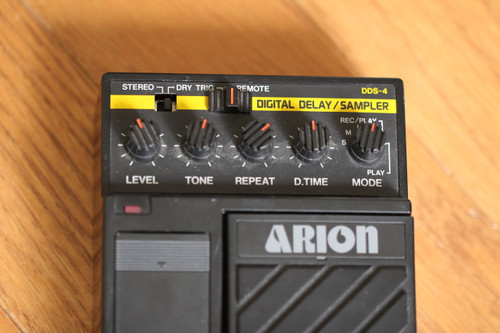 Arion DDS-4 Delay Pedal (Used: Free 2-Day Shipping)