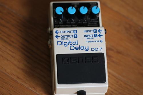 Boss Digital Delay DD-7 (Used: Free 2-Day Shipping)