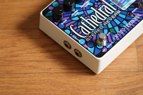 Electro Harmonix Cathedral Reverb Pedal (Used: Free 2-Day Shipping)